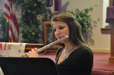 Becca Mello flute